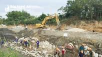 Đề xuất chuyển đổi, thu hồi đất thực hiện 516 công trình, dự án ở Nghệ An