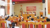 Cử tri thị xã Hoàng Mai kiến nghị tỉnh có chính sách hỗ trợ tổ Covid cộng đồng