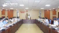 Hội đồng nhân dân tỉnh sẽ xem xét thông qua chính sách đặc thù phát triển thị xã Thái Hòa