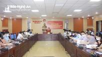 Đoàn đại biểu Quốc hội tỉnh lấy ý kiến góp ý Dự thảo Luật Sở hữu trí tuệ (sửa đổi)