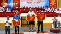 Cục Thuế Nghệ An giành giải Nhất toàn đoàn Hội thao ngành Thuế năm 2018