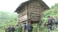 [infographic] Hành trình triệt phá nhóm mua bán ma túy trong rừng ở Nghệ An
