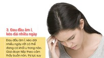 5 triệu chứng khi đau đầu - nguy cơ có khối u trong não