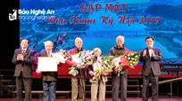 Gặp mặt đồng hương Nghệ An tại Hà Nội nhân dịp Xuân Kỷ Hợi