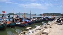 Được đầu tư tiền tỷ, cảng cá ở Cửa Lò vẫn dang dở