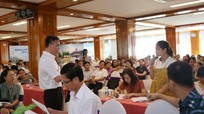 650 doanh nghiệp Nghệ An tham gia đối thoại với Cục Thuế