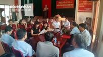 Chống nạn 'cò đất', Quỳnh Lưu thí điểm đấu giá 19 lô bằng bỏ phiếu kín gián tiếp