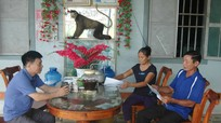Nông dân quê lúa Nghệ An với niềm vui thoát nghèo từ vốn vay chính sách