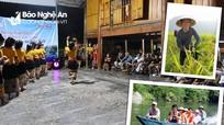 Du lịch cộng đồng - sản phẩm OCOP có thế mạnh ở Nghệ An