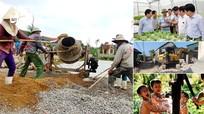 [Infographics] Nghệ An không còn nợ đọng xây dựng nông thôn mới