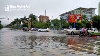 Nghệ An ban hành công điện ứng phó với mưa lớn