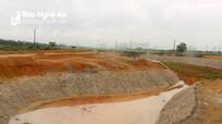 Đô Lương (Nghệ An) thiếu đất san lấp công trình xây dựng