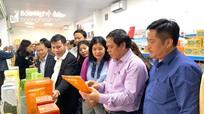 Công thương Nghệ An tăng giải pháp thúc đẩy phát triển công nghiệp và thương mại