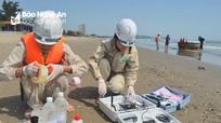 Kết quả quan trắc chất lượng môi trường nước biển mới nhất tại Nghệ An