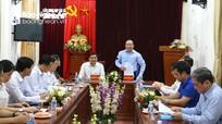 Liên minh Hợp tác xã Nghệ An thực sự phải là nòng cốt để phát triển kinh tế tập thể