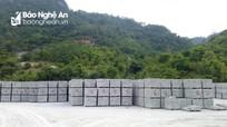 Nghệ An: Nhiều nhà máy gạch không nung 'chết yểu'