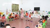 Nghị định mới về chính sách phát triển giáo dục mầm non