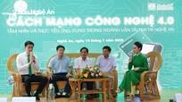 Xe taxi công nghệ lần đầu tiên ra mắt thị trường Nghệ An