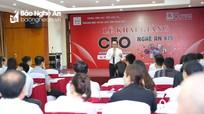 Khai giảng lớp đào tạo giám đốc điều hành doanh nghiệp ở Nghệ An
