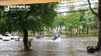 Bão số 5 đổ bộ Quảng Bình đến Thừa Thiên Huế, Nghệ An có mưa đến 200mm