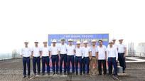 Tập đoàn TECCO cất nóc chung cư cao cấp TECCO Phúc Thịnh