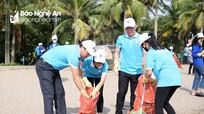 Sôi nổi ngày hội 'Cộng đồng chung tay bảo vệ trái đất xanh' tại Nghệ An