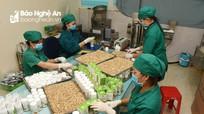 Nghệ An gắn chương trình OCOP với xây dựng nông thôn mới