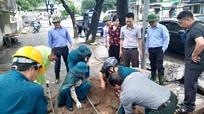 Thành phố Vinh sẽ lập dự án hệ thống thoát nước tổng thể để chống ngập