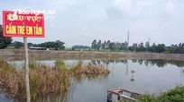 Nghệ An: Nhà đầu tư chưa mặn mà với nước sạch nông thôn