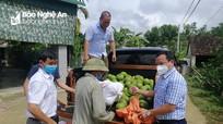 Hỗ trợ tiêu thụ nông sản cho nông dân trong thời điểm cách ly xã hội