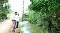 Năm 2018 sẽ bố trí 14 tỷ đồng kiên cố hóa kênh mương ở Nghi Lộc