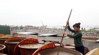 Quỳnh Lưu: Hơn 1 triệu  lít nước mắm chế biến phục vụ thị trường Tết