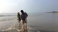 Ngư dân Nghệ An đánh lưới rùng thu tiền triệu mỗi ngày