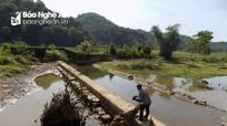 Quỳ Hợp: Nhiều công trình hồ đập xuống cấp