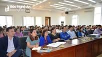 Anh Sơn: Tập huấn sử dụng hóa đơn điện tử cho các đơn vị