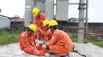 Điện lực Anh Sơn diễn tập phòng chống thiên tai và tìm kiếm cứu nạn