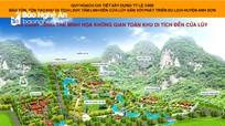 Anh Sơn: Công bố quy hoạch chi tiết xây dựng Khu di tích Cửa Lũy gắn du lịch