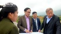 Doanh nghiệp Thiểm Tây (Trung Quốc) khảo sát tiềm năng đầu tư tại KCN Hoàng Mai I