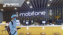MobiFone Nghệ An chủ động phòng chống dịch bệnh do virus Corona
