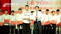 Trường Cao đẳng KTCN Việt Nam - Hàn Quốc trao Bằng tốt nghiệp cho 548 học sinh, sinh viên