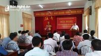Cộng đoàn giáo dân Đô Lương ủng hộ gần 200 triệu đồng phòng chống Covid-19