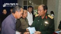 Hỗ trợ 22 gia đình cán bộ, chiến sĩ Đoàn Kinh tế Quốc phòng 337 hy sinh