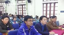 200 thanh niên tham gia ra quân tuyên truyền phòng chống pháo nổ