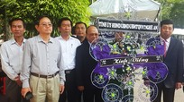 Lãnh đạo tỉnh Nghệ An kính viếng nguyên Thủ tướng Phan Văn Khải