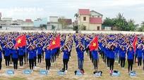 1.500 đoàn viên, thanh niên Diễn Châu ra quân chiến dịch tình nguyện hè 2018