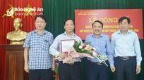 Công bố quyết định bổ nhiệm lãnh đạo Trung tâm Y tế huyện Nghĩa Đàn