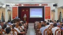 Đảng ủy Khối Doanh nghiệp khai mạc lớp bồi dưỡng đối tượng kết nạp Đảng cho 70 học viên