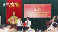 Công bố Quyết định chỉ định Phó Bí thư Huyện ủy Quỳ Châu