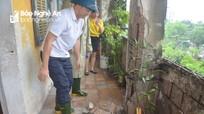 Chung cư cũ Quang Trung gồng mình chờ bão số 3