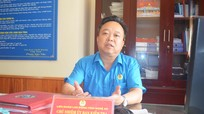 Ủy ban Kiểm tra LĐLĐ tỉnh nói gì về sự việc tại Công ty CP Cấp nước Nghệ An?